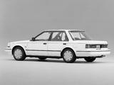 Nissan Bluebird SSS Sedan (U11) 1985–87 photos