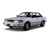 Nissan Bluebird Maxima Hardtop (U11) 1986–88 photos