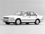 Nissan Bluebird SSS Twin Cam Sedan (U12) 1987–91 photos