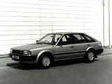 Nissan Bluebird Hatchback UK-spec (T72) 1987–90 pictures