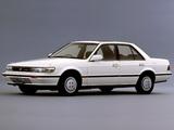 Nissan Bluebird Sedan (U12) 1987–91 pictures