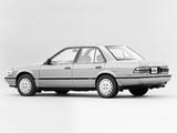 Nissan Bluebird SSS Twin Cam Sedan (U12) 1987–91 wallpapers