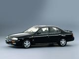 Nissan Bluebird (U13) 1991–95 images