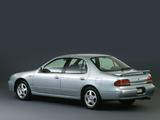 Nissan Bluebird (U13) 1991–95 photos