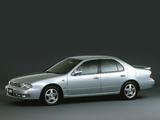 Nissan Bluebird (U13) 1991–95 pictures