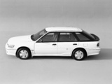 Nissan Bluebird Aussie (HAU12) 1991 wallpapers