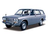 Photos of Datsun Bluebird Wagon (WP510) 1967–71