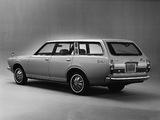 Photos of Datsun Bluebird U Wagon (610) 1971–73