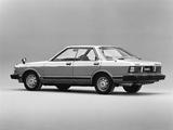 Photos of Nissan Bluebird Hardtop (910) 1982–83