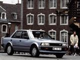Photos of Nissan Bluebird Sedan EU-spec (U11) 1983–85