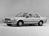 Photos of Nissan Bluebird Sedan (U11) 1983–85