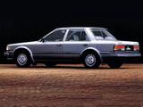 Photos of Nissan Bluebird SSS Sedan (U11) 1983–85