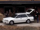 Photos of Nissan Bluebird Wagon EU-spec (U11) 1983–85