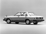 Pictures of Nissan Bluebird Sedan (910) 1979–83