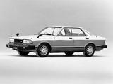 Pictures of Nissan Bluebird Hardtop (910) 1982–83
