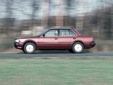 Pictures of Nissan Bluebird Sedan EU-spec (U11) 1983–85
