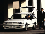 Pictures of Nissan Bluebird Wagon EU-spec (U11) 1983–85