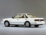 Pictures of Nissan Bluebird SSS Hardtop (U11) 1985–87
