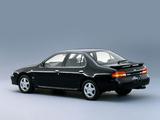 Pictures of Nissan Bluebird (U13) 1991–95