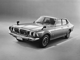 Datsun Bluebird U Sedan 2000 GT (610) 1973–76 wallpapers