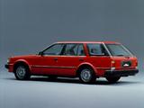 Nissan Bluebird Wagon (U11) 1983–85 wallpapers