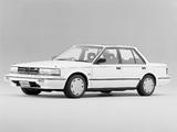 Nissan Bluebird SSS Sedan (U11) 1985–87 wallpapers