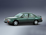 Nissan Bluebird (U13) 1991–95 wallpapers