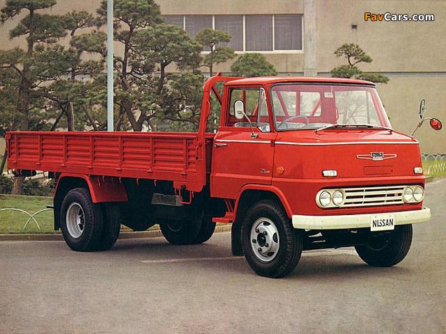 Nissan C80 1966–76 wallpapers (640 x 480)