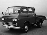 Pictures of Nissan Caball Double Cab Truck (C240) 1966–76