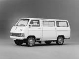 Images of Datsun Cabstar Van (A320) 1973–76