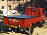 Images of Nissan Cabstar E UK-spec 1996–98