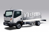 Images of Nissan Cabstar Hybrid Concept 2006