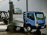 Images of Nissan Cabstar Tipper UK-spec 2006