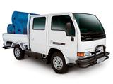 Nissan Cabstar Quad Cab ZA-spec 1995–2002 images
