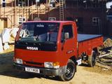 Nissan Cabstar E UK-spec 1996–98 images