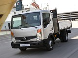 Nissan Cabstar Tipper 2006 pictures