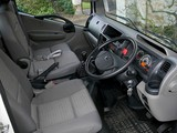 Nissan Cabstar Tipper UK-spec 2006 wallpapers