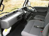 Photos of Nissan Cabstar E UK-spec 1996–98