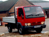 Pictures of Nissan Cabstar E UK-spec 1998–2006