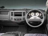 Images of Nissan Caravan (E25) 2001–05