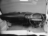 Nissan Caravan (E20) 1973–80 pictures