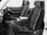 Nissan Caravan Silk Road Limousine (E24) 1986–88 pictures