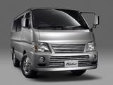 Autech Nissan Caravan Rider (E25) 2002–05 images