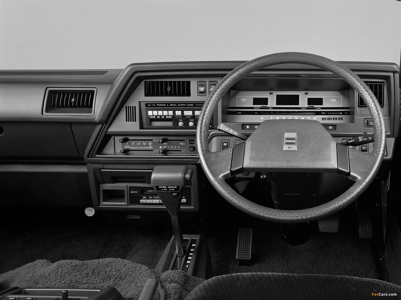Pictures Of Nissan Caravan Silk Road Limousine E24 1986 88 1600 X
