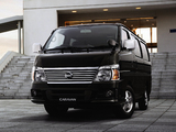 Pictures of Nissan Caravan (E25) 2005