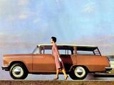 Nissan Cedric Van (V30) 1962 pictures