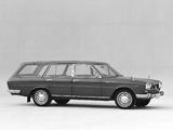 Nissan Cedric Wagon (WP130) 1965–68 images