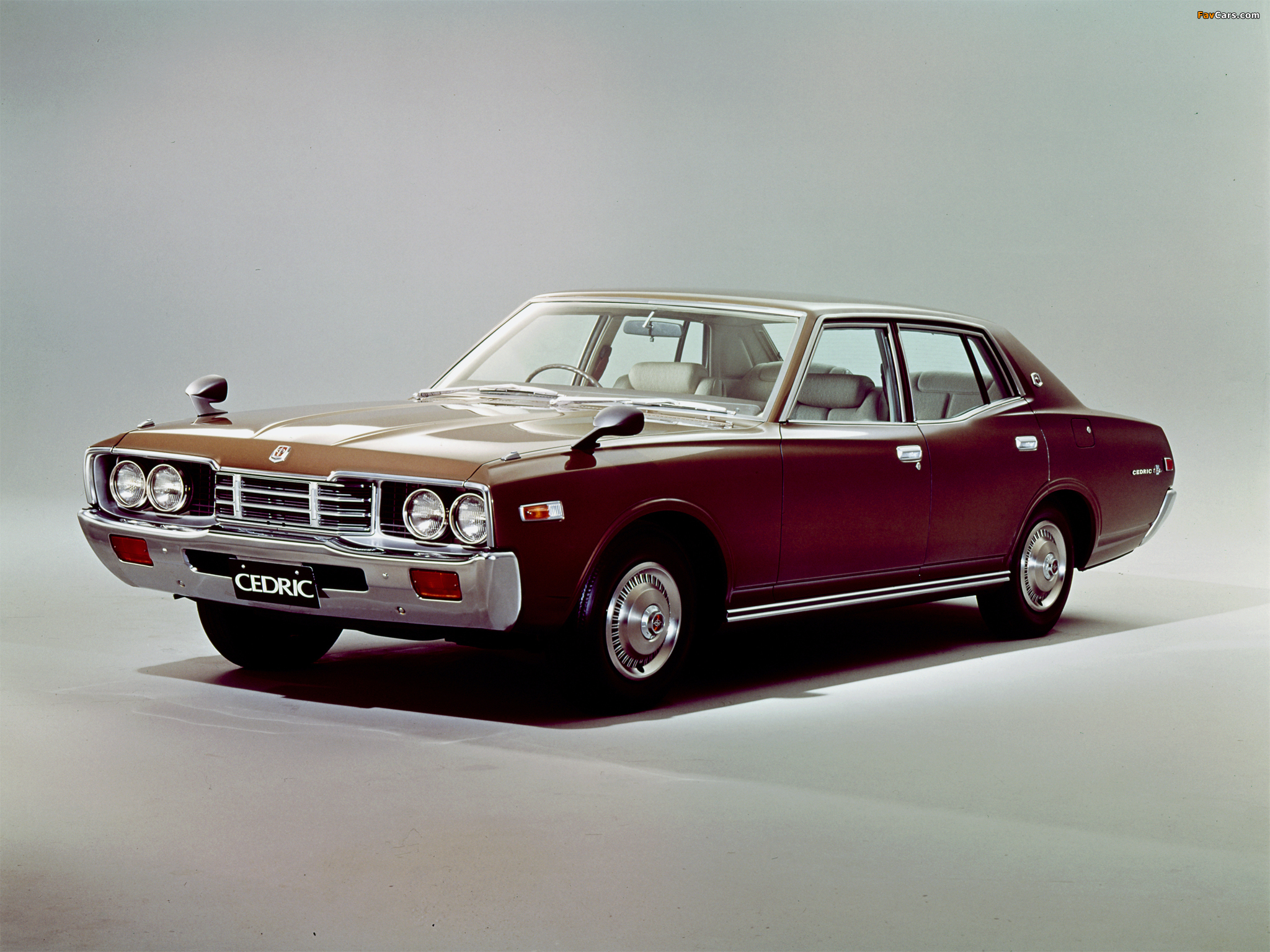 Nissan Cedric Sedan 330 1975 79 Wallpapers 2048x1536