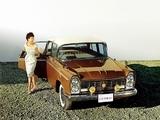 Photos of Nissan Cedric 1900 Deluxe (30) 1961–62