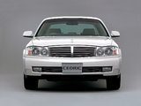 Nissan Cedric (Y34) 1999–2004 wallpapers